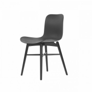 LANGUE Original Chair Black/Black Krzesło
