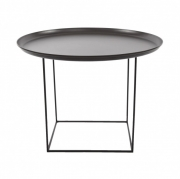 DUKE Coffee Table Medium/Black Stolik D70