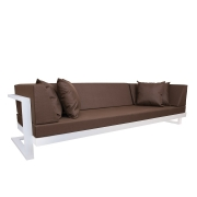 TOSCANIA Outdoor Sofa 3-osobowa