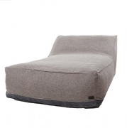 STORM Semi Lounge - Leżanka outdoor 120x90