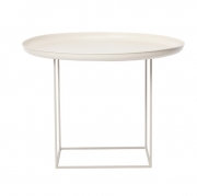 DUKE Coffee Table Medium/White Stolik D70