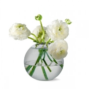 GLOBO Glass Vase Wazon 3w1 D15