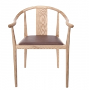 SHANGHAI Dining Chair Leather Krzesło