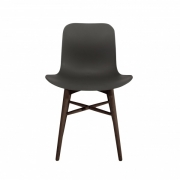 LANGUE Original Chair Brown/Black Krzesło